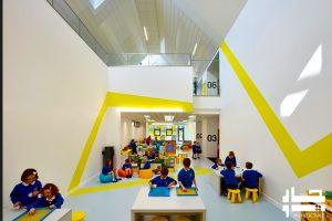 پروژه معماری مدرسه ابتدایی بروملندز