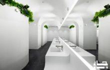 طراحی توالت پایدار تای کو هوی