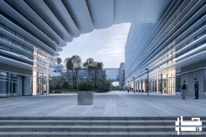پروژه معماری ساختمان پارک ابر