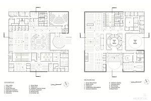 پروژه معماری مرکز منابع یادگیری