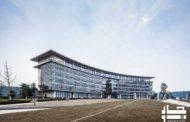 پروژه معماری اداره مرکزی ماشین آلات پارک