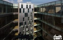 پروژه معماری برج سنجاقک
