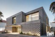 پروژه معماری خانه B+B