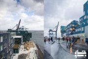 پروژه معماری مدرسه بین المللی کپنهاگ