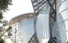 معماری بنیاد لویی ویتون اثر فرانک گری