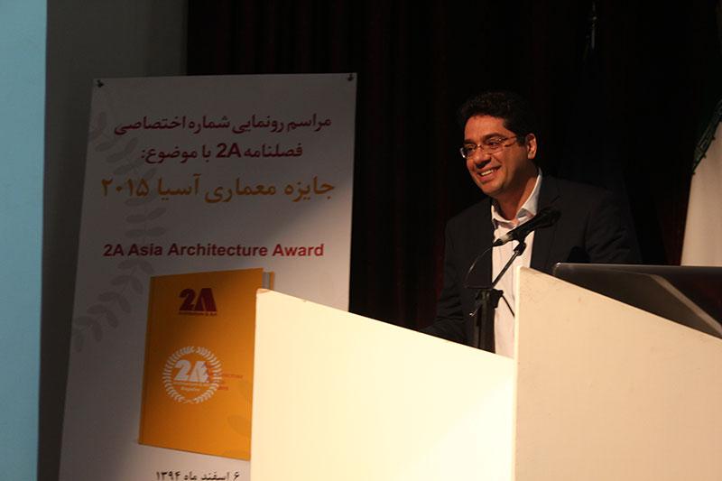 معمار ایرانی ، حضور جهانی