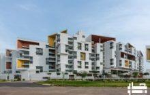 پروژه معماری خانه سالمندان پارک ساید