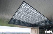 پروژه معماری مجتمع شهری هوانگ شی