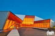 پروژه معماری تسهیلات ساختمان تفریحی گریت پلینز